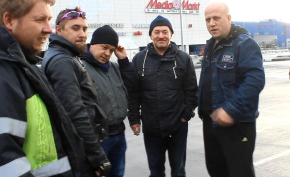 Мотоклуб УРАЛ, Илья Хаит, ИМЗ