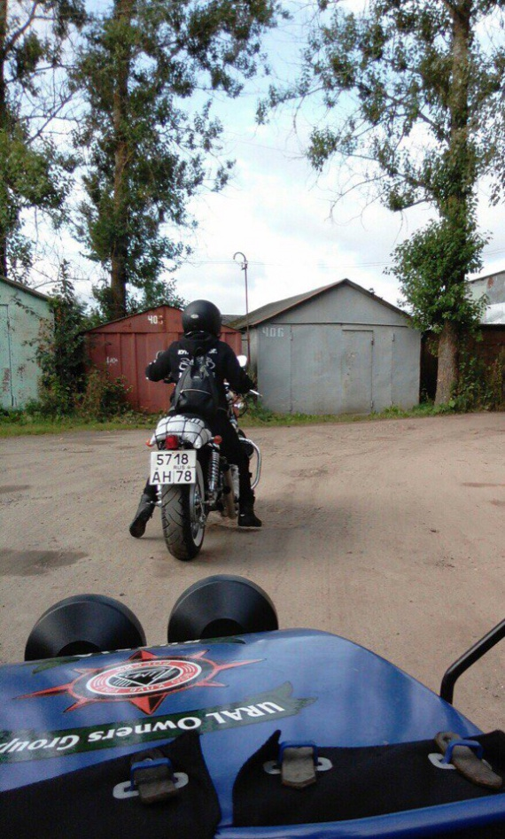 Мотоклуб УРАЛ