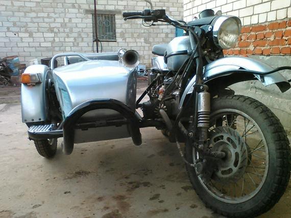 мотоклуб УРАЛ, Великий гон