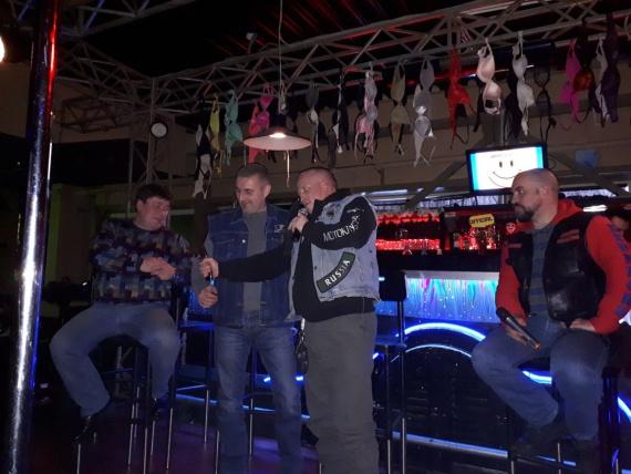 Великий гон, мотоклуб урал, купчинские вечера, Rednecks MCC