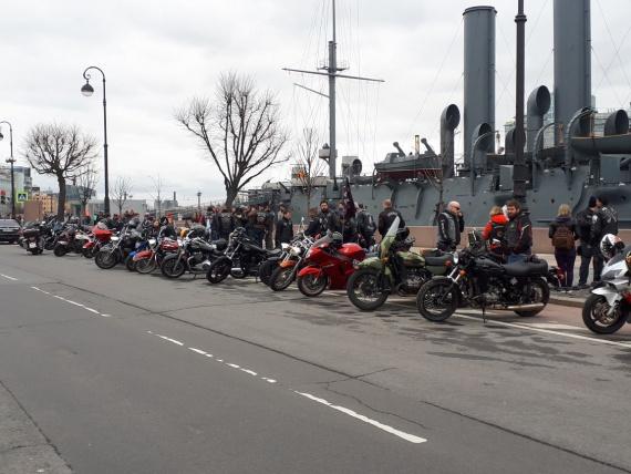 Мотоклуб УРАЛ (Ural Owners Group),Братья по оружию,VICTORY RIDERS,FordeWind,Guardsmen