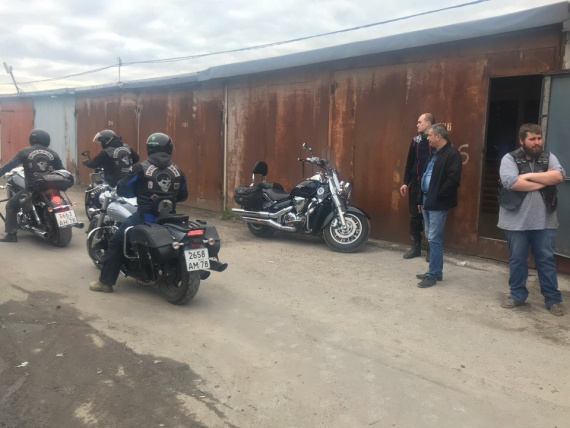 Мотоклуб УРАЛ (Ural Owners Group), Братья по оружию, VICTORY RIDERS, FordeWind, Guardsmen