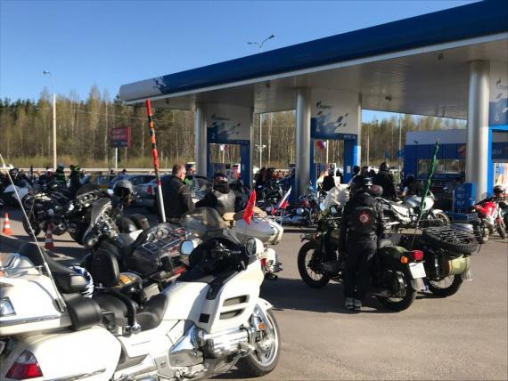 Мотоклуб УРАЛ (Ural Owners Group), По Дороге Жизни