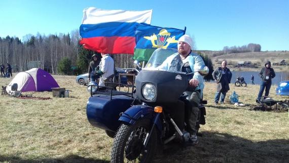 Мотоклуб УРАЛ (Ural Owners Group), Великий гон