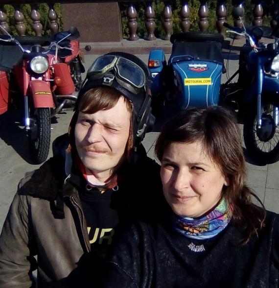 Мотоклуб УРАЛ (Ural Owners Group), Великий гон,