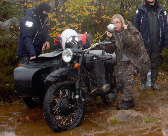 Мотоклуб УРАЛ, Воттоваарра, Охота на ведьм