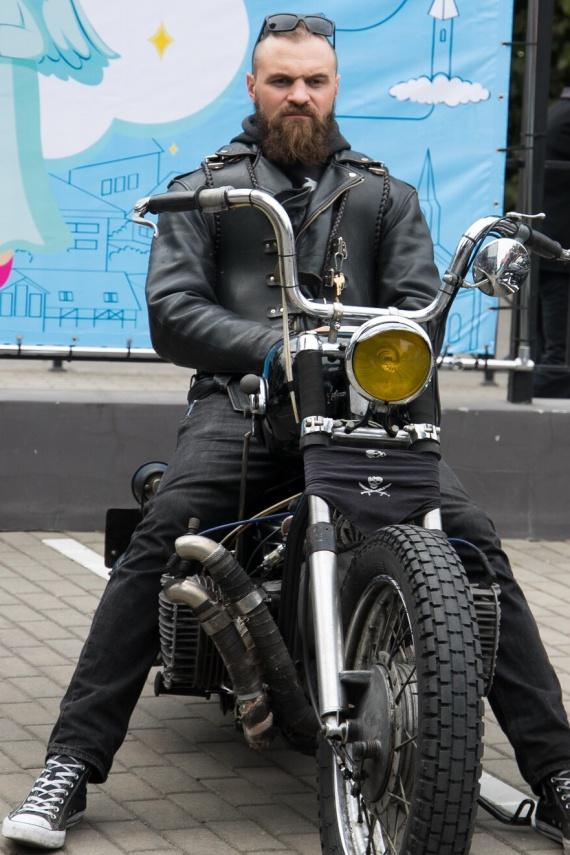великий гон, мотоклуб урал,