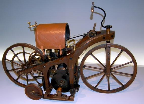мотоцикл Даймлера