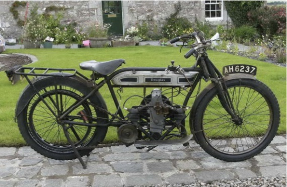 мотоцикл Дуглас