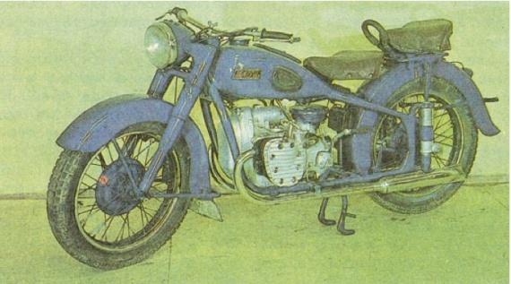 ИМЗ M-72