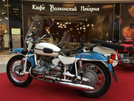 На выставке Ильи Сорокина